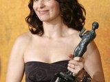 """Reuters""/""Scanpix"" nuotr./ Aktorė Tina Fey apdovanota už vaidmenį komedijoje ""30 rock""."
