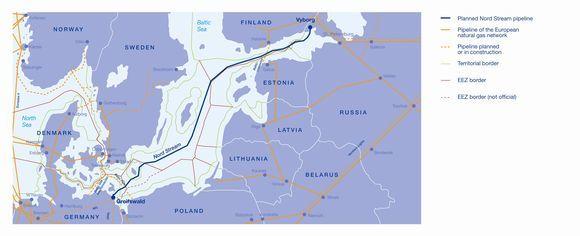 Nepaisant,  kad Nabucco dujotiekis suteiktų energetinio saugumo ir užtikrintumo, Vakarų Europos akys labiau krypsta į Rusijos-Vokietijos Nord Stream.