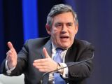 AFP/Scanpix nuotr./Gordonas Brownas