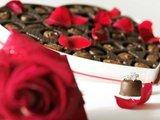 Photos.com nuotr./Šokoladiniai saldainiai