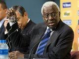 """Scanpix"" nuotr./IAAF Prezidentas Lamine Diack"