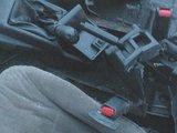 Andriaus Vaitkevičiaus/15min.lt nuotr./Nuotrauka įrodo: diržas buvo užsegtas, bet nuplyšo.