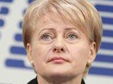 Šarūno Mažeikos/BFL nuotr./Dalia Grybauskaitė