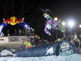 """Organizatorių nuotr./""""Red Bull Whiteout"""" – kaimynų sniego mūšis Taline"""