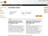 technologijos.lt nuotr./Sukčiai nusitaikė į Swedbanką