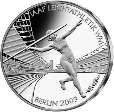 berlin2009.org nuotr./Proginė moneta
