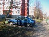 Aurelijos Kripkaitės/15min.lt nuotr./Uostamiestyje viešėjęs pensininkas iš Panevėžio atvyko sūnaus automobiliu.