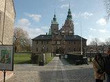Andriaus Vaitkevičiaus/15min.lt nuotr./Rosenborgo pilis