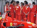 """AFP/""""Scanpix"""" nuotr./Po įdiegtų naujovių raudonieji tikisi, kad bolidas taps greitesnis"""