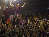 Reuters/Scanpix nuotr./Katalonai sveikino savo komandą