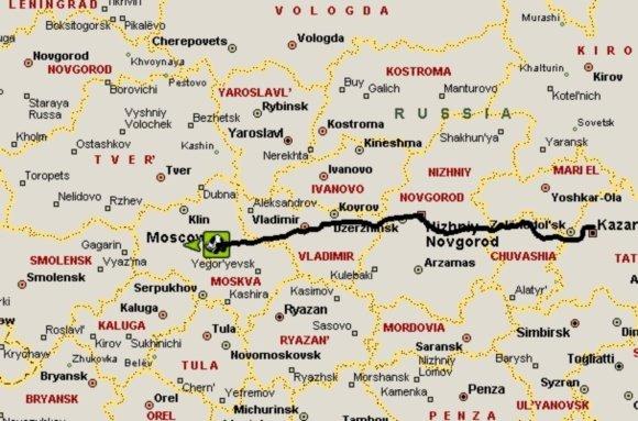 UAB Altas IT transporto kontrolės sistema/V.Miliaus gegužės 7 d. mararutas