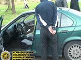 Klaipėdos apskrities VPK nuotr./Sulaikyti įtariamieji