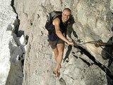 martl-jung.de nuotr./Martlas Jungas kopė į aukščiausią Vokietijos kalno viršūnę – Cugšpicę.