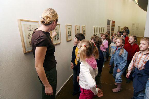 Idomios ekskursijos vaikams