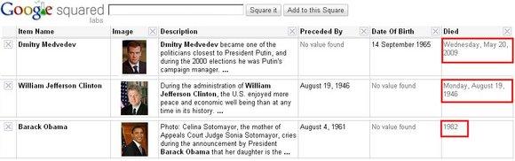"""""""Google"""" tikina, kad visi trys politikai jau numirė."""