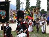 D.Grikšaitės – Liatukienės nuotr./Šventėje dalyvauja lietuviai.