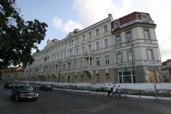 Названы лучшие отели Европы