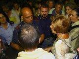 """""""Scanpix"""" nuotr./Žiūrovai taip įpyko, kad teko įsikišti net policijai"""