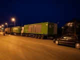 BFL nuotr./Kelionė per sieną užtrunka iki penkių parų.