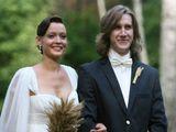 Irmanto Gelūno/15min.lt nuotr./Aistės Jasaitytės ir Romano Čeburiako vestuvės