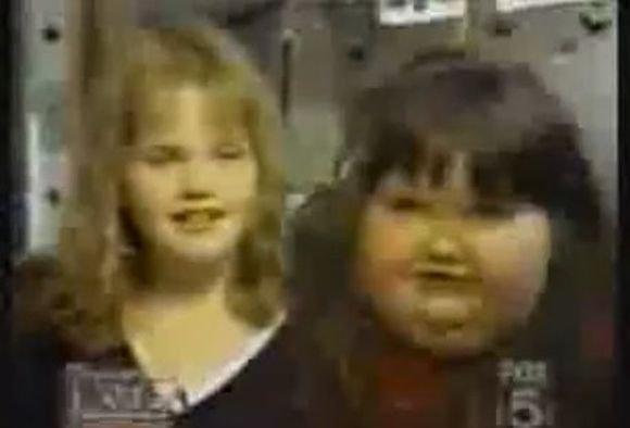 Mergaitė sugebėjo numesti 140 kilogramų svorio