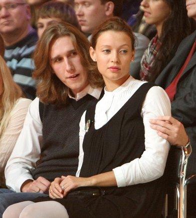 `arūno Mažeikos/BFL nuotr./Romanas Čeburiakas su žmona Aiste