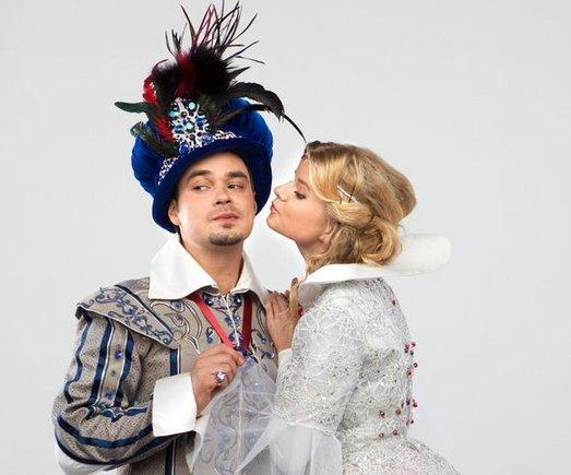 Leonardas Pobedonoscevas ir Lina Jūrevičiūtė Joy