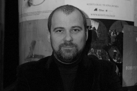 Juliaus Kalinsko/15 minučių nuotr./Aktorius ir Režisierius Aidas Giniotis
