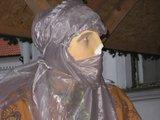 A.Kripaitės nuotr./Vienai prakartėlės skulptūrai nulaužta nosis.