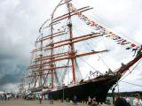 "15min.lt nuotr./Regatą ""The Tall Ships Races"" pamatė per 1,2 mln. žmonių."