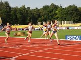 LAF nuotr./Auksinis Aleksandros Fedorivos finišas Europos U23 čempionate Kaune