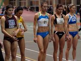 Auusto Četkausko/sprinteriai.com nuotr./Startui ruošiasi 1500 metrų bėgimo dalyvės