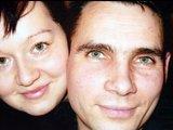 Kadras iš televizijos kanalo STV reportažo/Viačeslavas Tomaševičius su žmona Zuzana