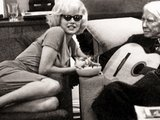 """Reuters""/""Scanpix"" nuotr./Marilyn Monroe ir Carlas Sandburgas"