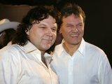 """""""Scanpix"""" nuotr./Romas Dambrauskas (kairėje) ir Edmondas Čivinskas"""