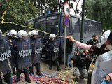 """AFP/""""Scanpix"""" nuotr./Masiniai protestai Graikijoje"""