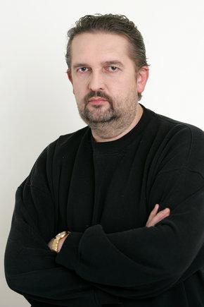 Kęstučio Vanago/BFL nuotr./Psichoanalitikas Raimundas Milašiūnas