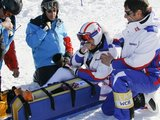 """Reuters""/""Scanpix"" nuotr./Marion Rolland verkė po nesėkmingo starto"