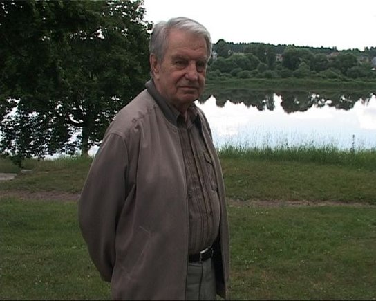 Justinas Marcinkevičius.