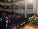 A.Koroliovo nuotr./Kauno valstybiniame muzikiniame teatre vyko Tarptautinei moterų solidarumo dienai skirta konferencija-diskusija