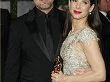 """Reuters""/""Scanpix"" nuotr./Sandra Bullock ir Jesse'is Jamesas"