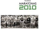 Organizatorių nuotr./Vilniaus Maratonas 2010