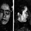 Žuvusių mirtininkių nuotraukos, išplatintos milicijos