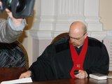 Sauliaus Chadasevičiaus/15min.lt nuotr./Prokuroras Z.Tuliševskis nenorėtų, kad laisvėje atsidūręs įtariamasis baugintų liudytojus ar slėptų įkalčius.