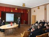 Kauno miesto savivaldybės nuotr./Kauno vadovas įteikė padėkas ugniagesiams
