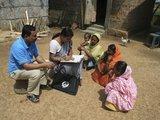 """""""Reuters""""/""""Scanpix"""" nuotr./Visuotinis Indijos gyventojų surašymas"""