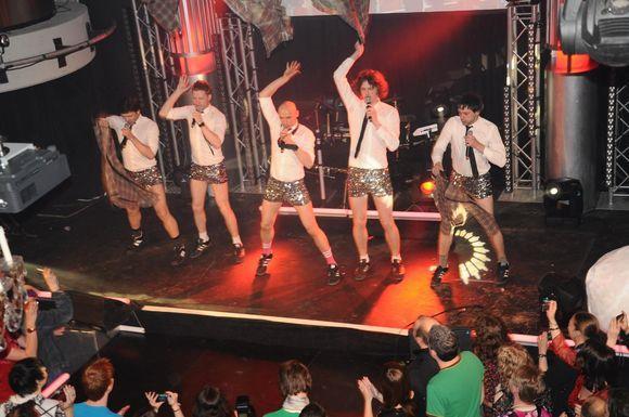 Grupės nuotr./Grupė InCulto koncerte Eurovision in Concert