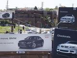 """BMW ir """"Audi"""" reklaminės kovos"""
