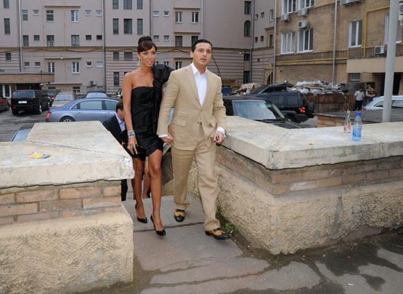 Scanpix nuotr./Alsu su vyru Janu Abramovu