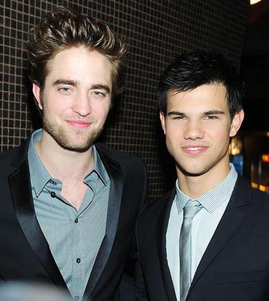 AOP nuotr./Robertas Pattinsonas ir Tayloras Lautneris